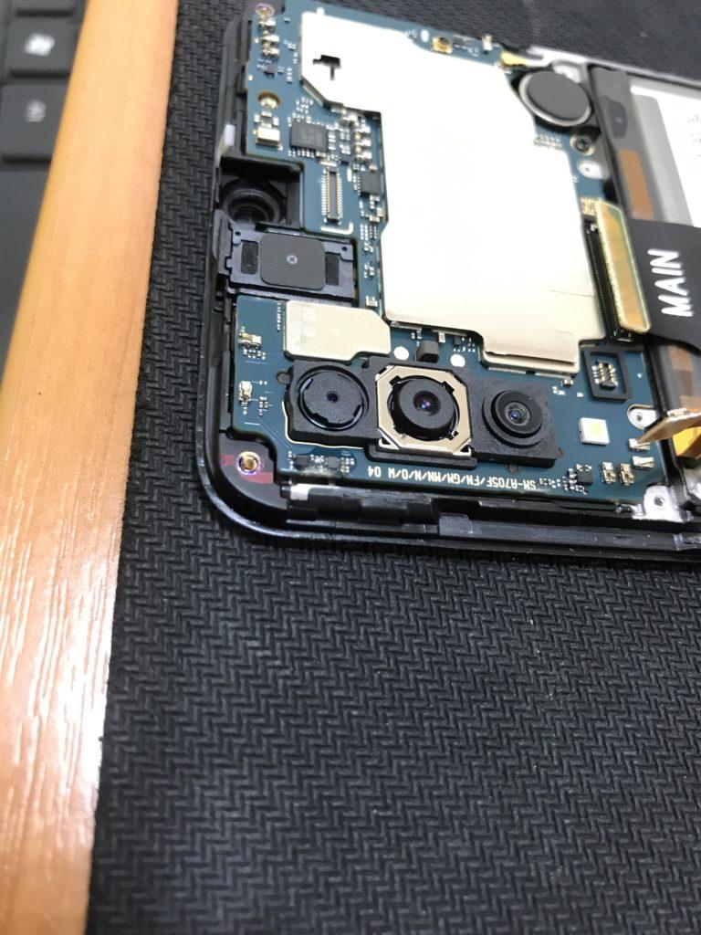 Samsung Galaxy a70 Каррозия чистка