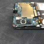 Samsung Galaxy a70 Коррозия, чистка