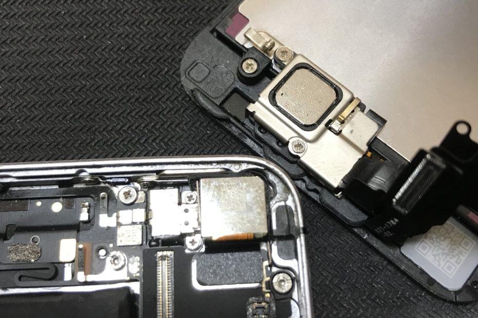 iPhone 5se Следы вмешательства