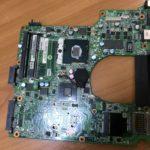 Ремонт материнской платы ноутбука DNS